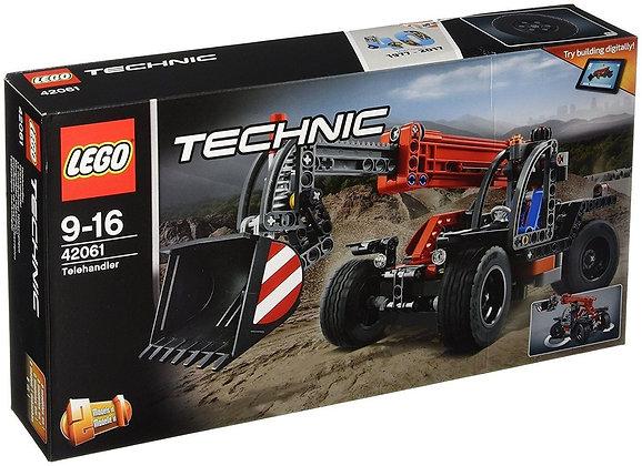 LEGO Technic Telehandler לגו טכניק טלנדר