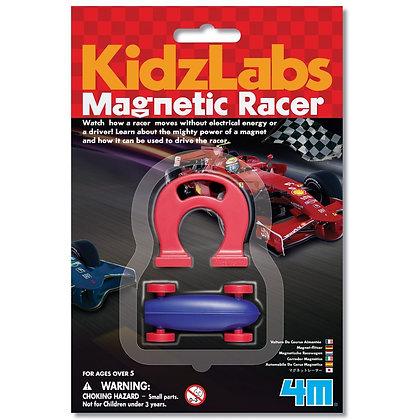 KidzLabs Magnetic Racer רכב מגנטי