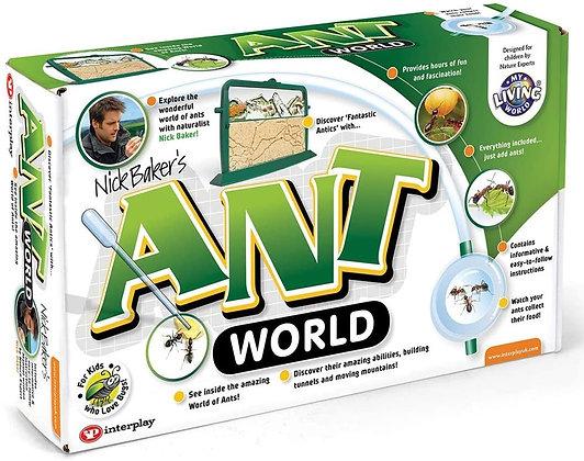 Ant World - ממלכת הנמלים