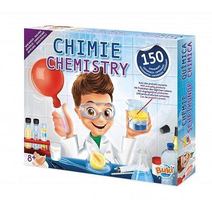 Chimie Chimestry 150 |  ערכת כימיה 150 ניסויים
