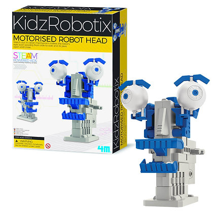 KidzRobotix Motorised Robotic Head