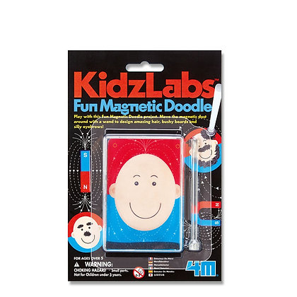 fun magnetic doodle שרבוט מגנטי