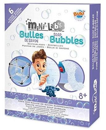 Mini Lab - soap bubbles