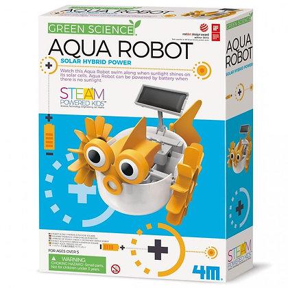 GREEN SCIENCE Aqua Robot ערכת מדע ירוק רובוט מים