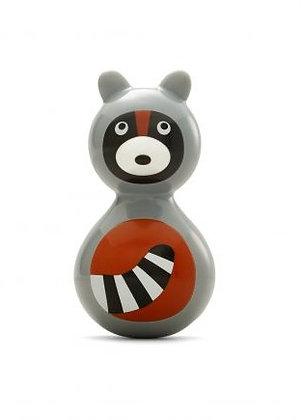 Wobble toy raccoon נחום תקום רקון