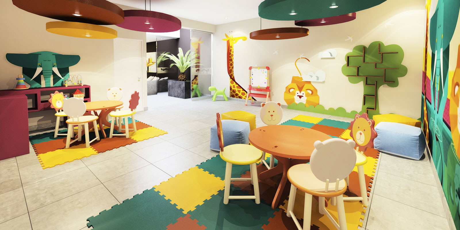 Sala de Niños