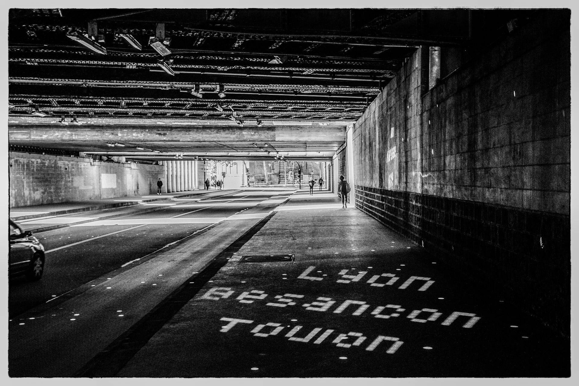 Parisian Underground