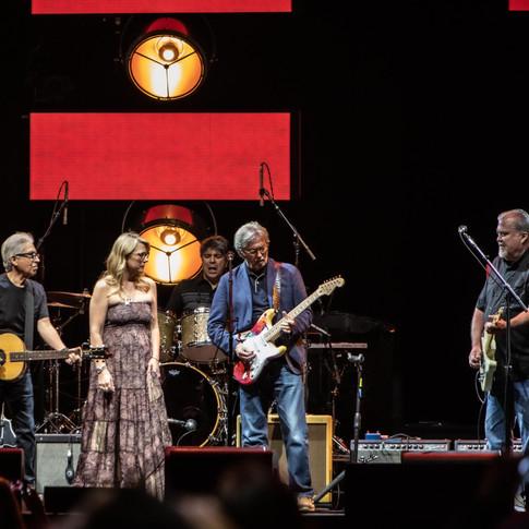 Los Lobos, Eric Clapt, Susan Tedeschi