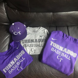 Some New Fan Gear for Connecticut Tornad