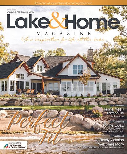 Jan/Feb 2020 Lake & Home
