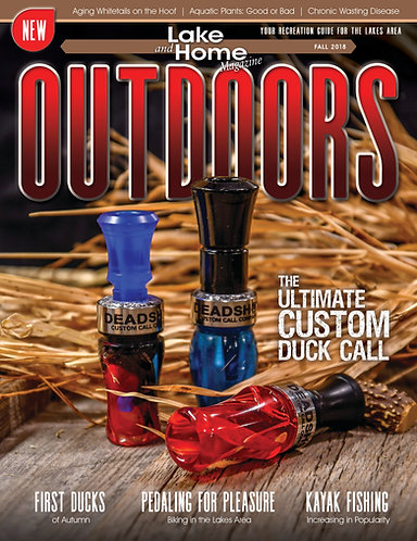 OUTDOORS - Fall 2018