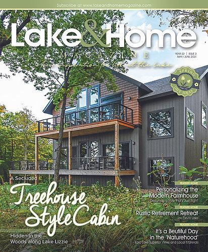 May/June 2021 Lake & Home