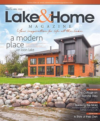 Mar/Apr 2020 Lake & Home