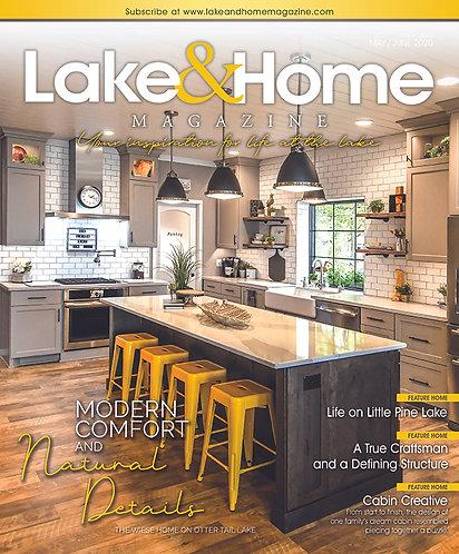 May/June 2020 Lake & Home