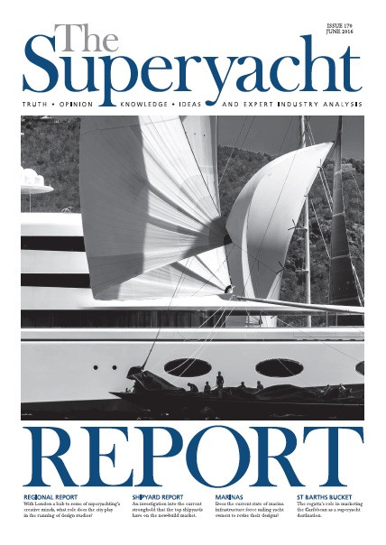 Sailing yachts, is small the new big?: Issue 170 The Superyacht Report