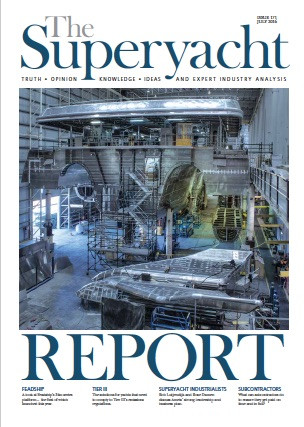 Australia and New Zealand superyacht regional report: issue 171 The Superyacht Report