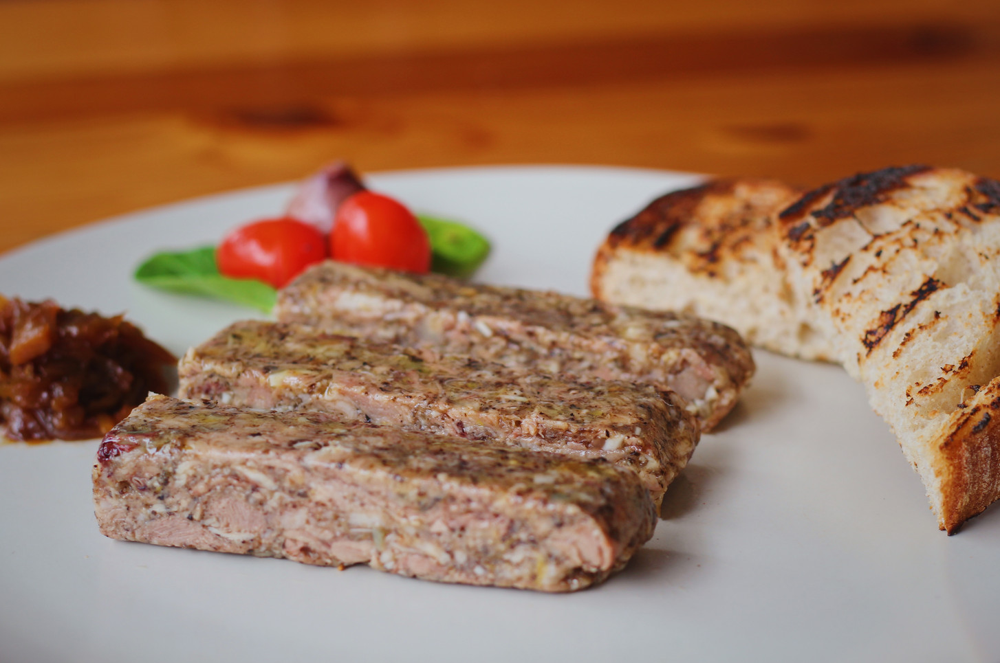 Country-style Pork Pate