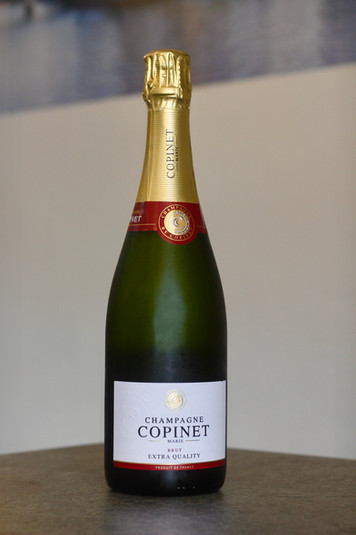 Extra Cuvee Brut Champagne