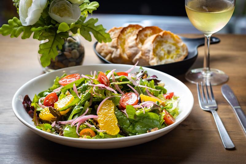 Freshly Tossed Garden Salad