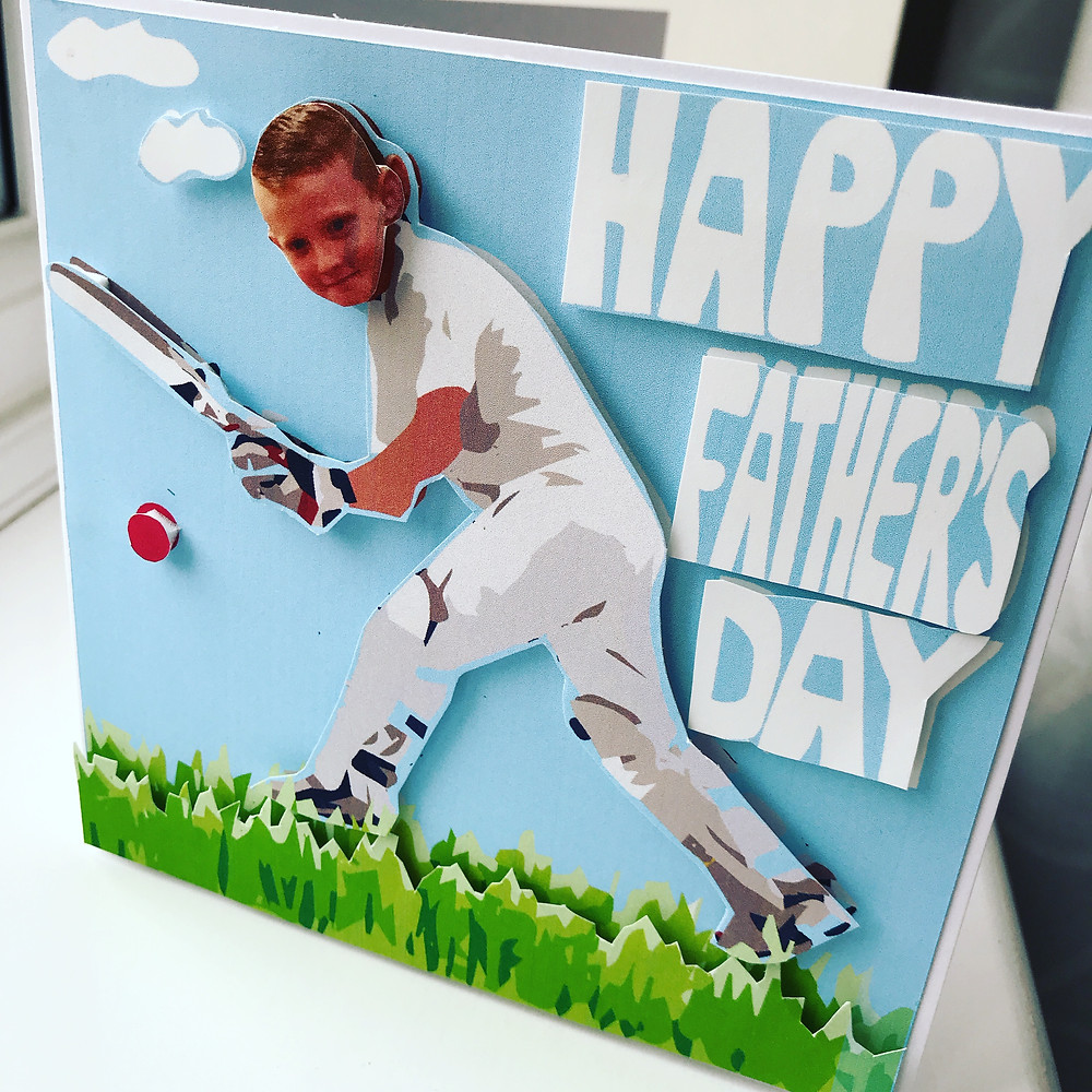 2D FATHERS DAY CARDS