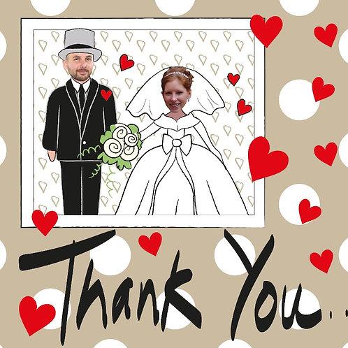 PERFECT PICS - WEDDING CARD SPOT FRAME