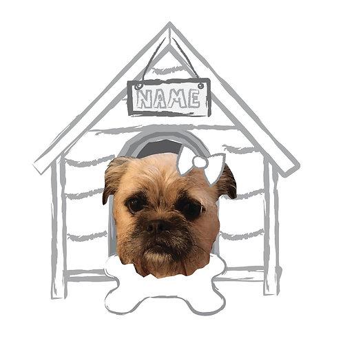 PERFECT PICS - PET FRAME HOUSE BESPOKE