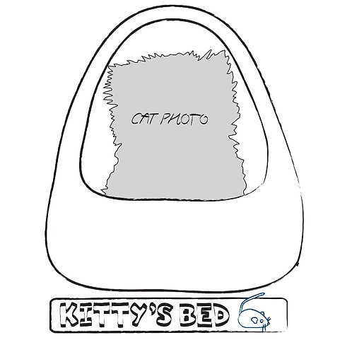 PERFECT PICS - PET FRAME BED BESPOKE