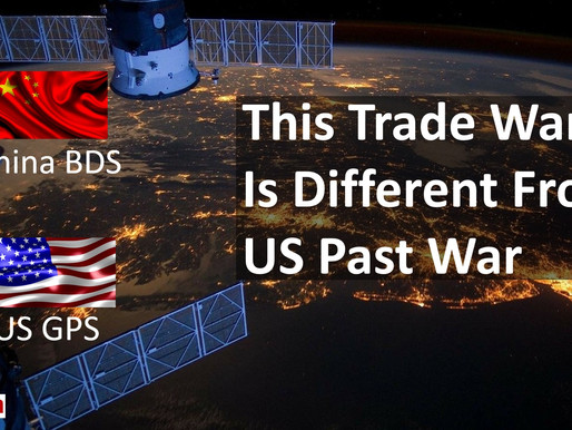 This Trade War Is Different From US Past War