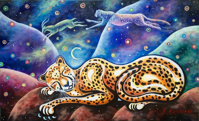 Cheetah's Dreams