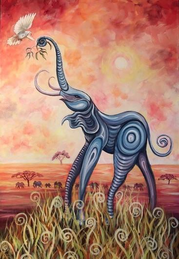 Peace for Elephants