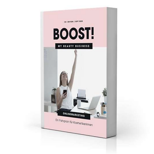 Boost - My Beauty Business