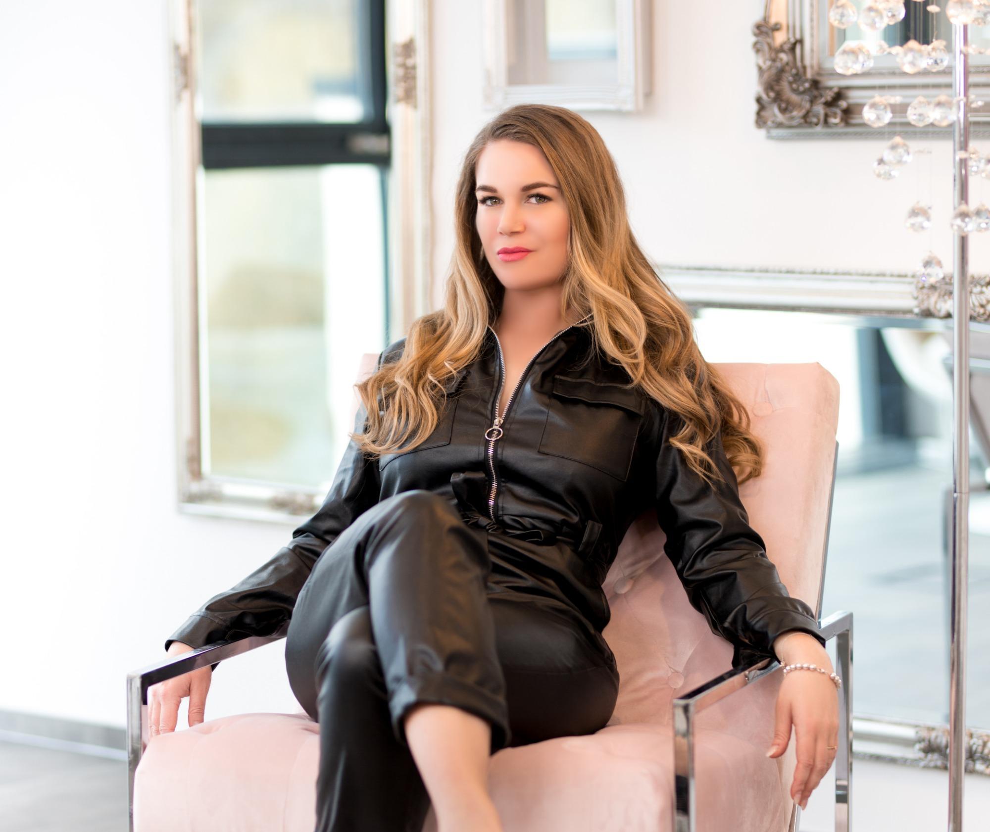 Melanie Labes | Geschäftsführerin