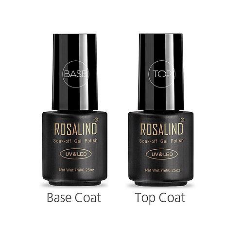 ROSALIND Top und Base Coat