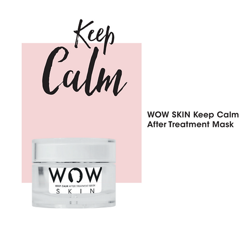Keep Calm Maske 50ml