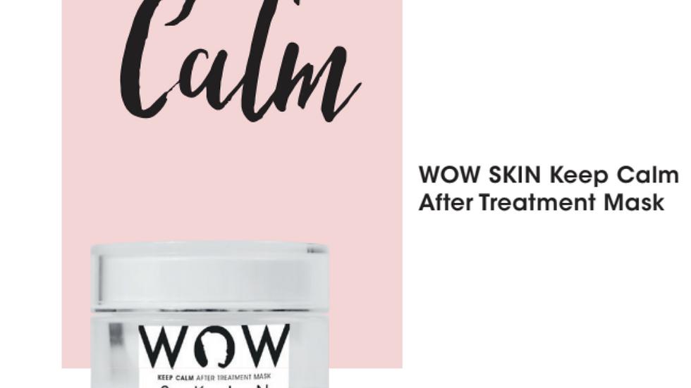 WOWskin Keep Calm Maske 50ml