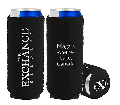 Exchange Brewery - cooler proof - black