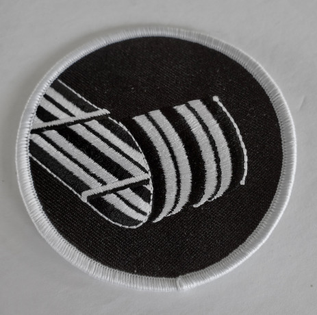 """3"""" Iron-On Patch"""