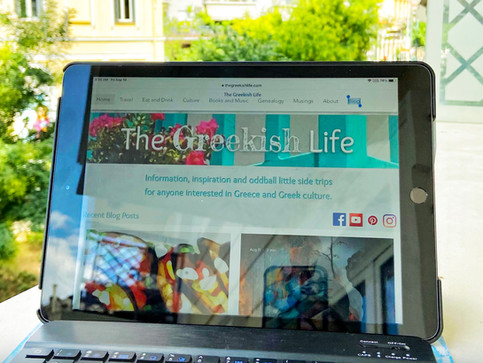 Greece in the Time of Coronavirus, Or, How I Spent my COVID Vacation