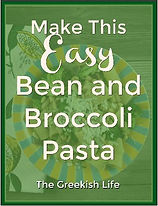 Bean-Broccoli-Pasta-recipe-The-Greekish-