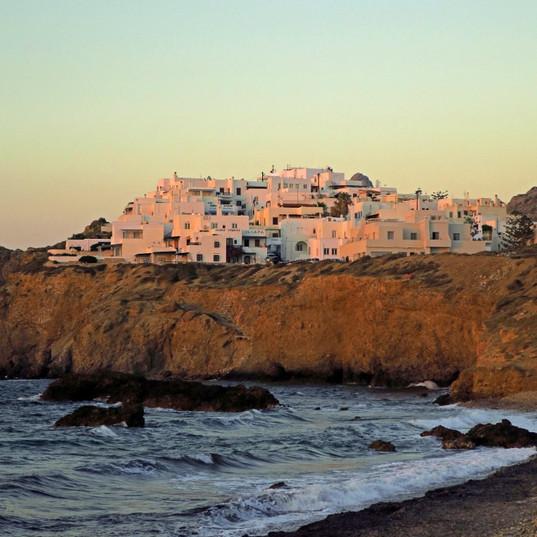 Cycladic sundown