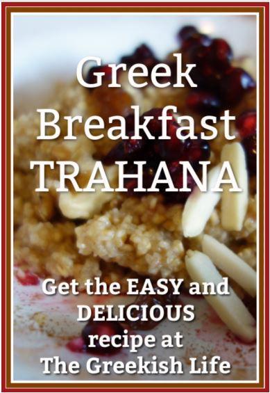 Greek Breakfast Trahana_The Greekish Lif