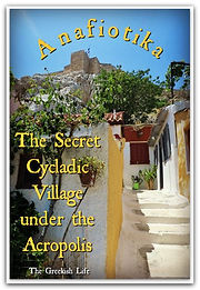 Anafiotia-Athens-Cycladic-village-under-