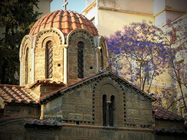 Panaghia-Kapnikarea-Church-Athens-Greece