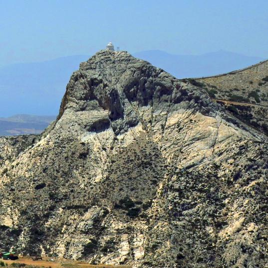 Mountaintop church