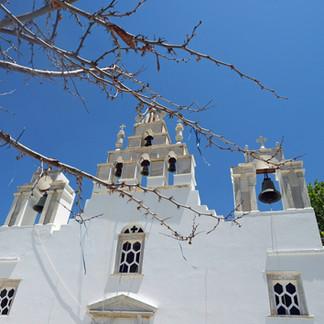 Church, Filoti village