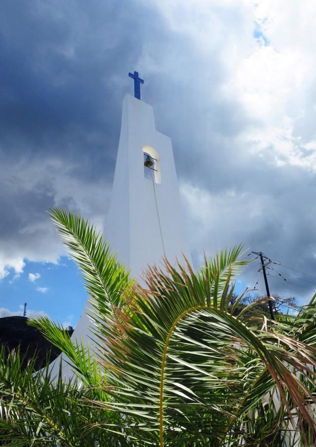 Agios Nikolaos church, Samos, Greece