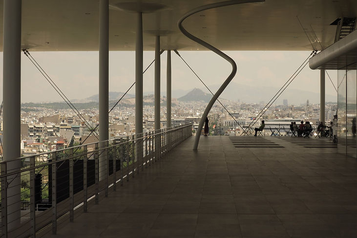 Niarchos-Foundation-roof.JPG