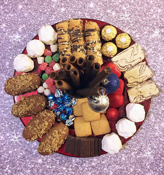 Greek-Christmas-dessert-board-The-Greeki
