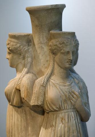 Hecate triple statue.jpg