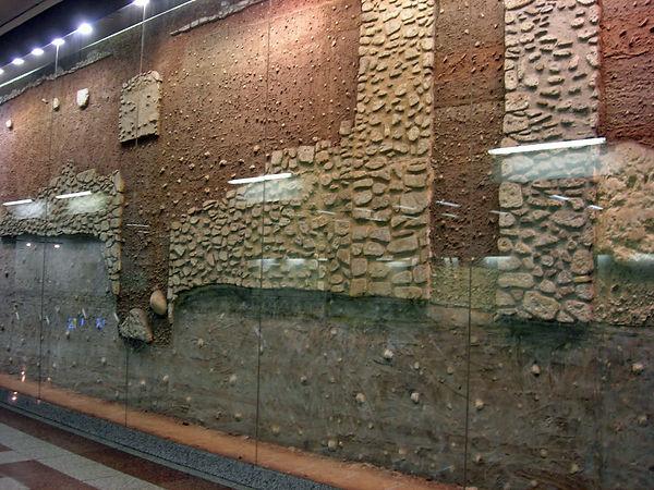 Syntagma-Metro-station-archaeology-Athen